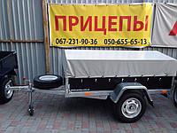 Прицеп для легкового автомобиля Сантей 750-131