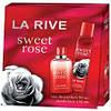 Женский подарочный набор SWEET ROSE (Туалетная вода+дезодорант)