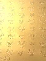 Металлизированные наклейки для ногтей Z12