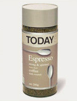 TODAY Espresso в кристаллах 200 г
