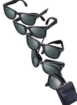 Folding-wayfarer-glasses