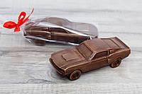 """Шоколадный автомобиль """"Ford Mustang"""". Коллекционные шоколадные автомобили. Подарок мужу"""