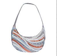 Набор для вышивания сумки бисером и пайетками ПС-03