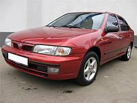 Защита двигателя и КПП Ниссан Альмера (1995-2000) Nissan Almera