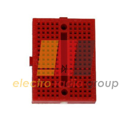 Плата  ARDUINO 35x45 red