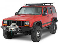 Передний бампер Smittybilt для Cherokee XJ без кенгурятника