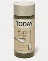 TODAY Pure Arabica в кристаллах 200 г
