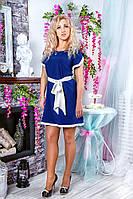 Яркое платье просторного кроя, фото 1