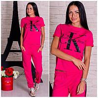 "Костюм ""Calvin Klein"" р.42-44 малина"