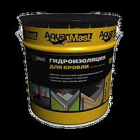 Кровельная мастика AquaMast «Кровля», 3 кг
