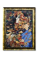 Картина мозаичная натуральный мрамор №46