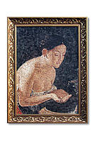 Картина мозаичная натуральный мрамор №49