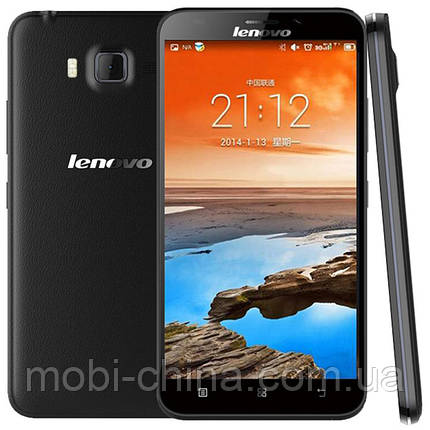 """Смартфон Lenovo A916 Octa core 5.5"""" Black ', фото 2"""