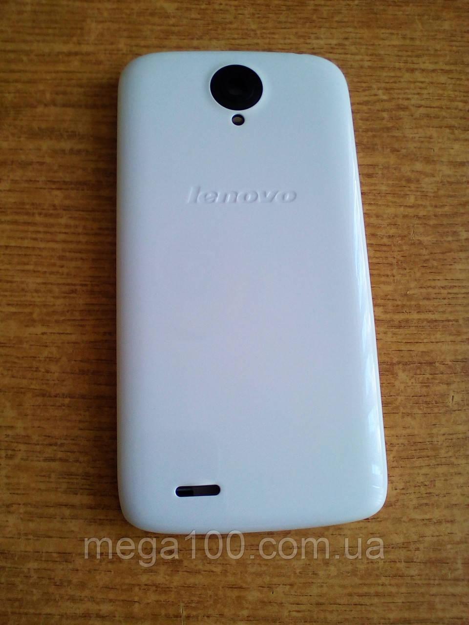 Корпус для смартфона Lenovo S820 белый цвет