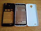Корпус для смартфона Lenovo S820 белый цвет, фото 4