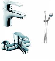 Набір змішувачів на ванну KFA Kwarc (Кварц Арматура) 4201-000-00