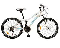 Спортивный велосипед Profi G26K329 белый
