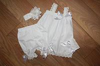 Летняя одежда для крещения
