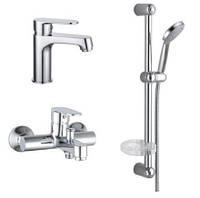 Набір змішувачів для ванної кімнати Imprese Lesna