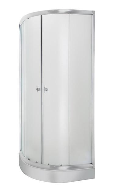Душова кабіна Invena Marbella 80x80 з піддоном, фото 1