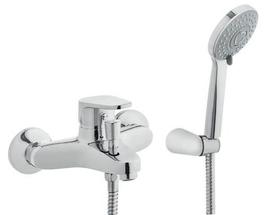 Змішувач для ванни Invena Merida Exe