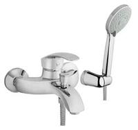 Змішувач для ванни Invena NEA CHROM