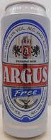 Пиво безалкогольное Argus free ж/б 0,500 мл