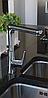 Змішувач для кухні, вертикальний Invena LUX ROTONDA CHROM
