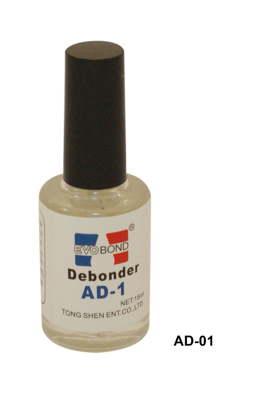 AD-01, дебондер для ресниц, 15 мл