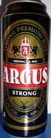 Пиво Argus strong крепкое ж/б 0,500 мл