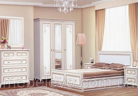 Спальня Сорренто комплект №1 прованс Світ Меблів, фото 2