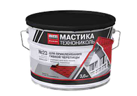 "Мастика Технониколь №23 ""Фиксер"", 3.6 кг"