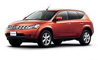 Защита двигателя и КПП Ниссан Мурано (2003-2008) Nissan Murano