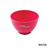 Мисочка для окрашивания волос, цвет:малиново-розовый