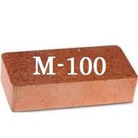 Кирпич полнотелый М-100