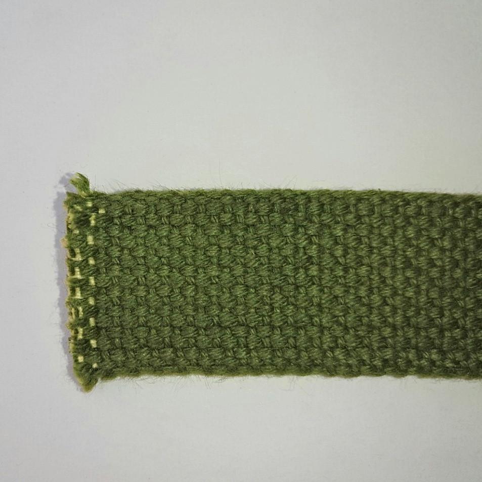 Лента 20мм брезент (Стрічка брезент) 20 мм