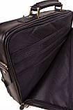 Сумка кейс для ноутбука з шкіри, фото 4