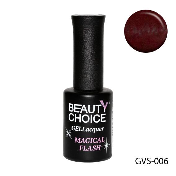 Гель лак с мерцанием Beauty Choice, 10 мл, GVS-006