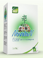 Новалон Фолиар 29-11-11+0,5MgO+ME, 1 кг.