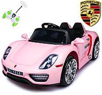 Детский электромобиль Porshe