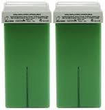 Воск кассетный с экстрактом зеленого яблока, Италия, 100 мл