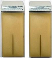 Воск кассетный с микромикой натуральный, Италия, 100 мл