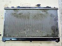 Радиатор двигателя для Mazda 6, АКПП, 2.0i, 2004 г.в. L32815200A, L32815200B