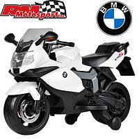 Детский электромотоцикл BMW