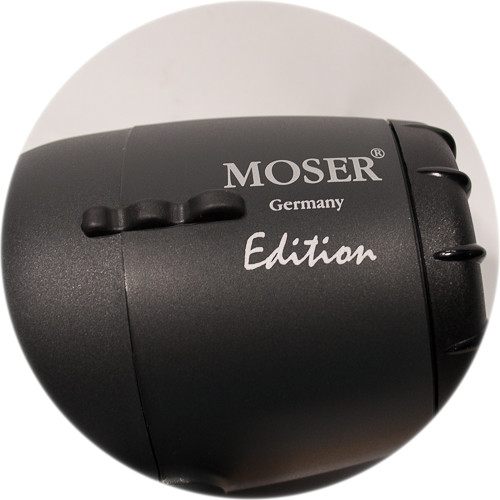 Фен парикмахерский MOSER 1900 EDITION представлен компанией fred shop