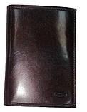Вместительное кожаное мужское портмоне  , фото 2