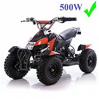 Квадроцикл HB-6 EATV: до 80кг, 30км/час 500W