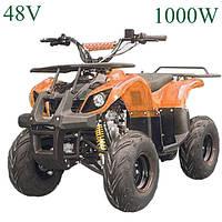 Квадроцикл PROFI HB-EATV 1000 D-2: 48V, 1000W, 45 км/ч