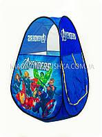Палатка детская игровая «Супергерои»