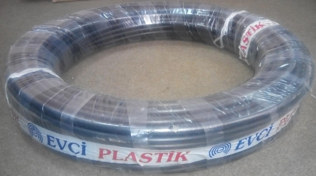 Трубка слепая lEVCI PLASTIC стенка 1 мм, 16 мм